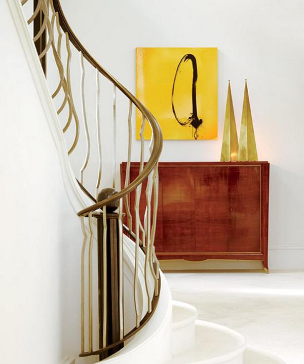 Architektonisches Element - Ideen für Treppe Design
