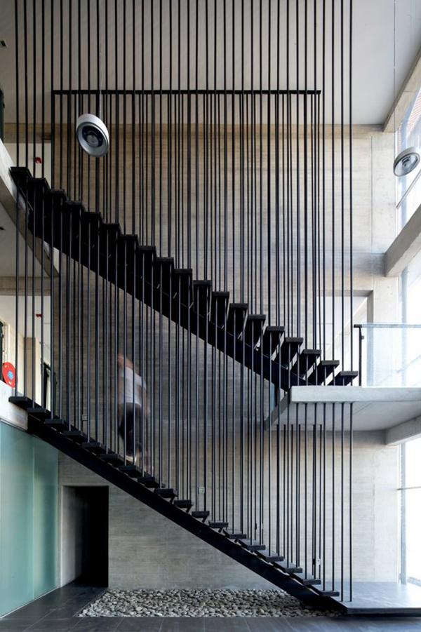 Architektonisches Element - Ideen für Treppe Design-4