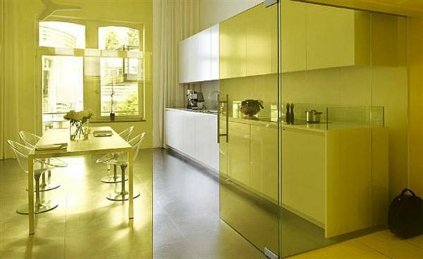 Raumteilung Tricks Innere Glaswände-5