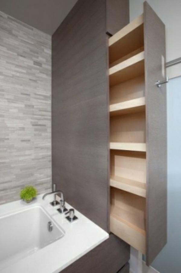 Badezimmer Idee Organisation Deko Spa Idee