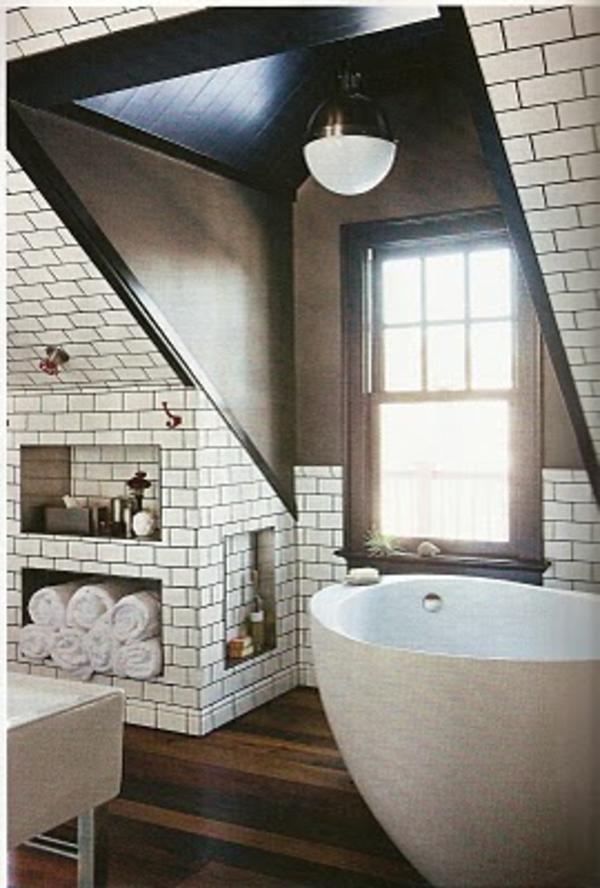 Badezimmer Organisation Ideen - einfach und schön