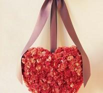 10 Coole Valentinstag Kränze selber basteln