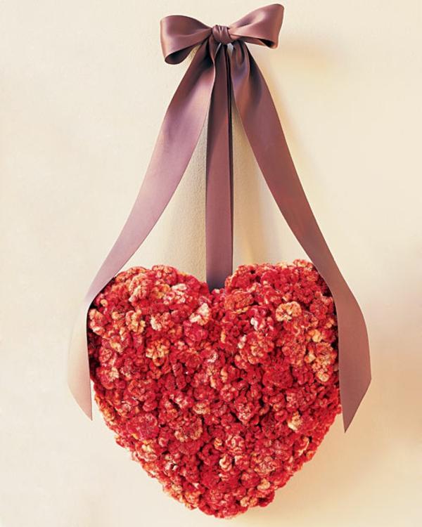 Valentinstag Heimwerker Kränze