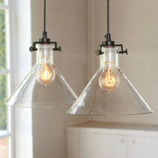 37 coole lampen die fast nur aus gl hbirnen bestehen. Black Bedroom Furniture Sets. Home Design Ideas