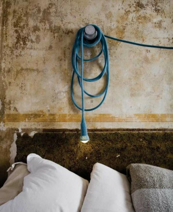 37 coole lampen die fast nur aus gl hbirnen bestehen for Lampadari con filo lungo
