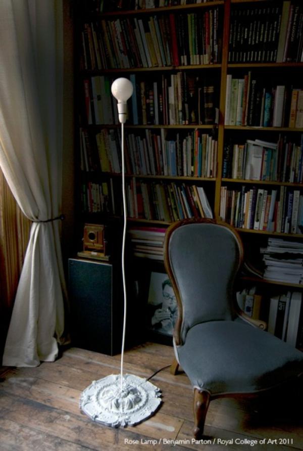 Coole Lampen mit  Deko Idee Stehlampe