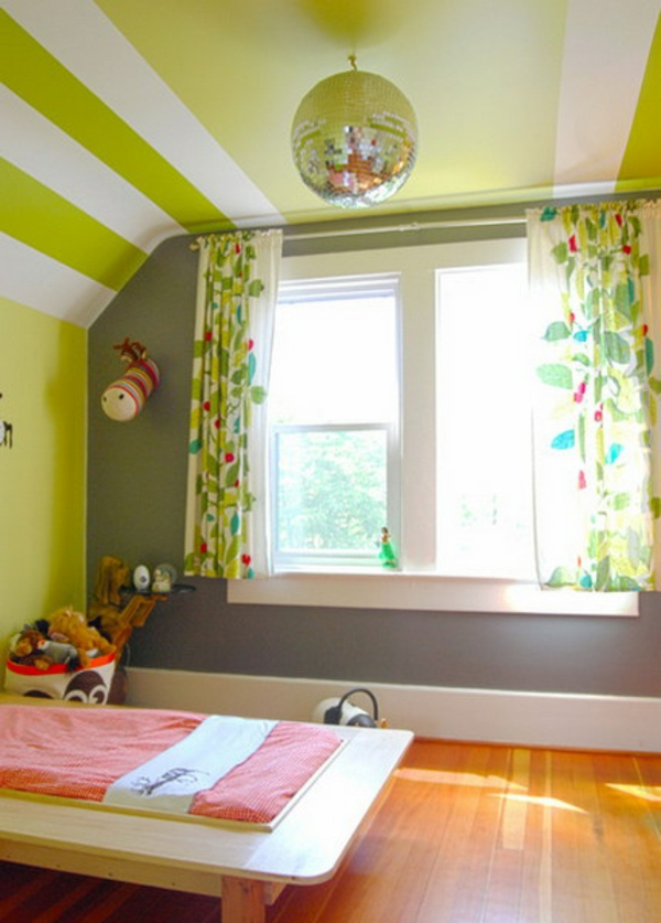 Deko Ideen Kinderzimmer Deko Ideen Buntes Kinderzimmer