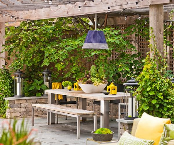 Terrasse-Möbeln Behaglichen Außenwohnraum moebel