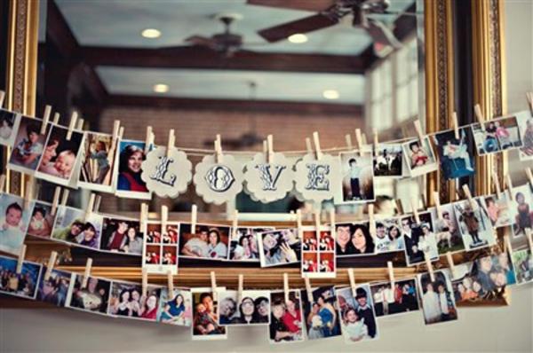 Familienfotos-Idee-Dekoration-Liebe-Deko