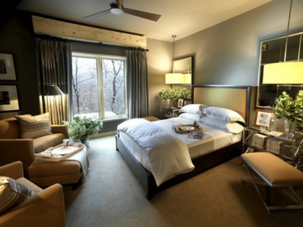 37 coole ideen f r h ngende nachttischlampe f r sie. Black Bedroom Furniture Sets. Home Design Ideas