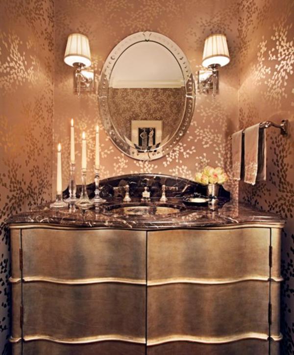 Ein Vorschlag von uns - in rein Gold Look