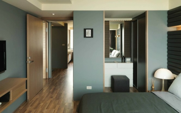 Minimalistisch Design Wohnzimmer