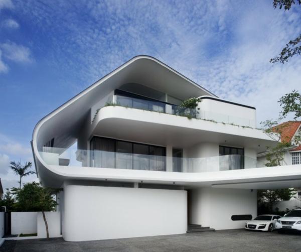 Weiße designs originelle designer ideen