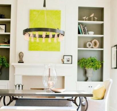 Wohnzimmer Dekorieren Grun: Wohnzimmer grün grünes design ...