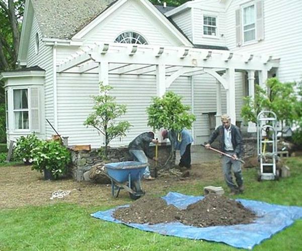 Terrasse-Renovierung-gartendeko-bau-arbeiten