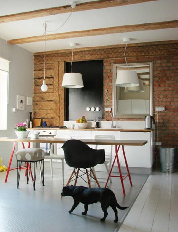 37 ideen verschiedene st hle im esszimmer zu verwenden for Esszimmertisch deko