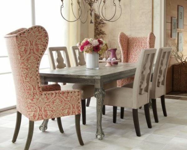 Verschiedene Speisestühle Deko Schlechte Idee 37 Ideen Verschiedene Stühle  Im Esszimmer Zu Verwenden | Wohnideen ...