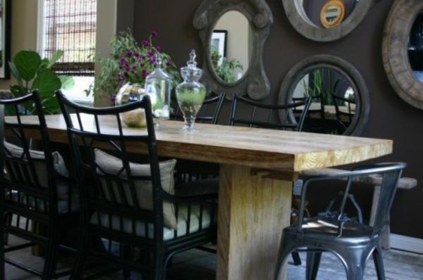 37 Ideen Verschiedene Stühle Im Esszimmer Zu Verwenden ...