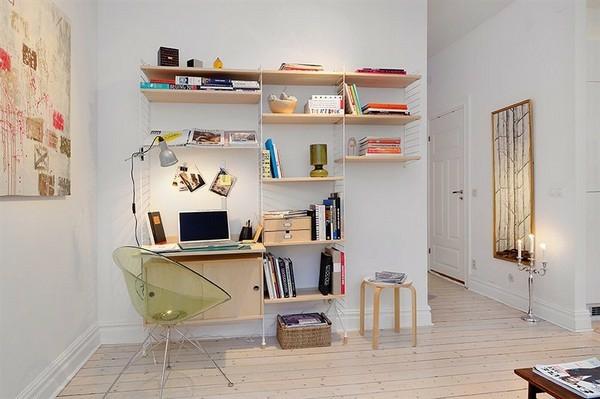 apartment-klein-schreibtisch-skandinavisch-idee-design-interieur