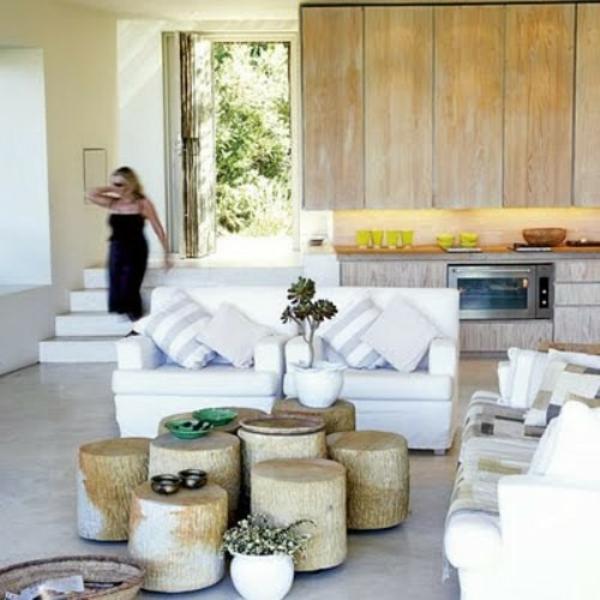 21 kreative deko ideen aus baumstumpf selber machen - Wohnzimmer deko selber machen ...