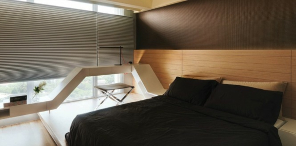 modernes halb minimalistisches design von wch interieur. Black Bedroom Furniture Sets. Home Design Ideas