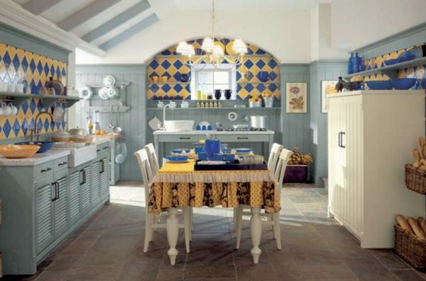 Küchen Ideen- Country stil