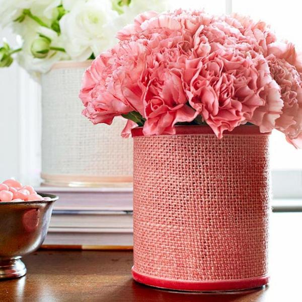 valentinstag vase geschenk idee