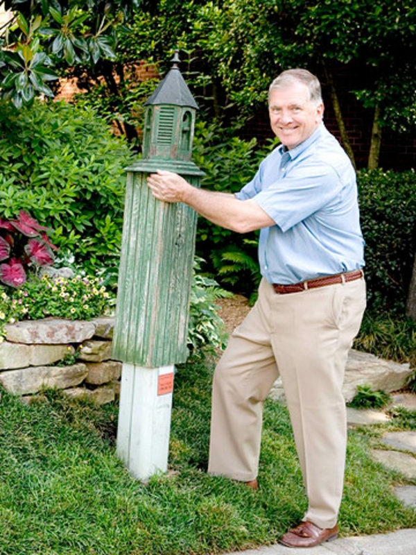 garten vogelhaus natur idee deko