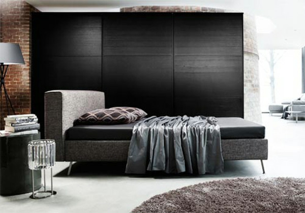 braunes interieur phantastische ideen f r ihr zuhause. Black Bedroom Furniture Sets. Home Design Ideas