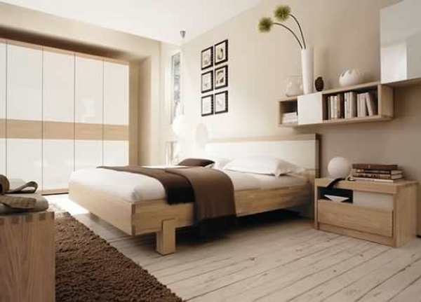 Braunes interieur phantastische ideen f r ihr zuhause - Braunes schlafzimmer ...