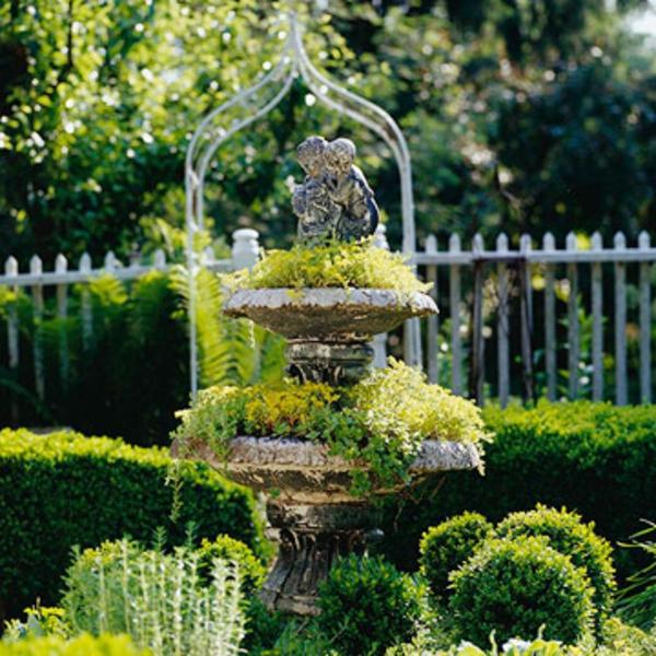 Deko ideen im garten leichte und m rchenhafte vorschl ge for Garten pflanzen idee
