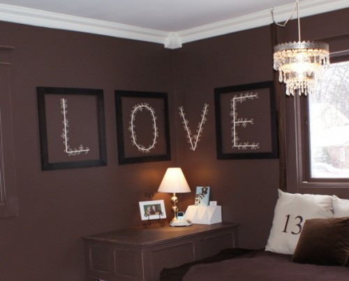 18 coole deko ideen voller liebe zum valentinstag. Black Bedroom Furniture Sets. Home Design Ideas