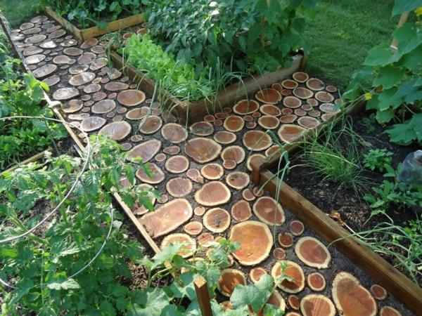 Landschaft Budget Holz