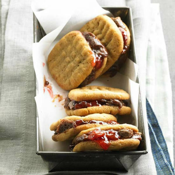 Valentinstag Cookies Dessert Rezepte Idee