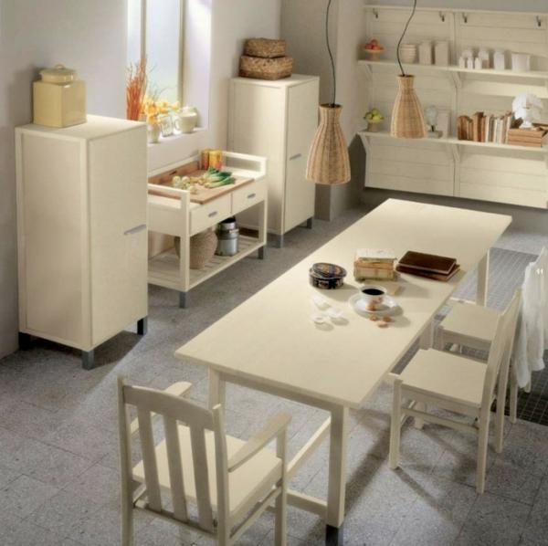 Italienischer Stil - Küchendesign Ideen