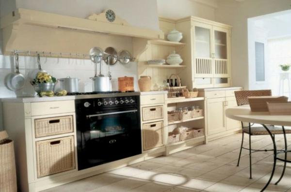 Country Wohnstil - Küchendesign Ideen