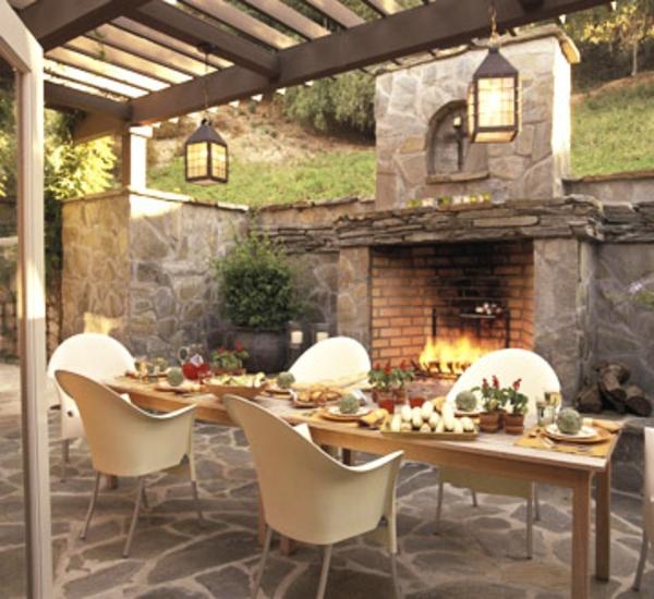 Schaffen Sie behaglichen Außenwohnraum mit Terrasse-Möbeln ...