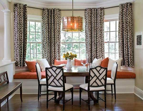 elegant wohnzimmer gross gemütlich erkerfenster fenstersitz