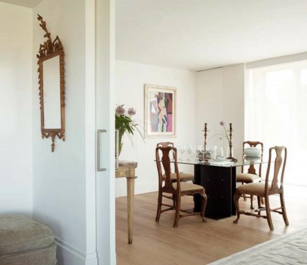 eklektischer wohnstil deko cool idee modern mischung klassisch