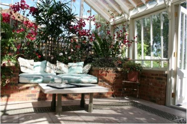 entspannend atmosphäre wintergarten vorschlag idee klassisch
