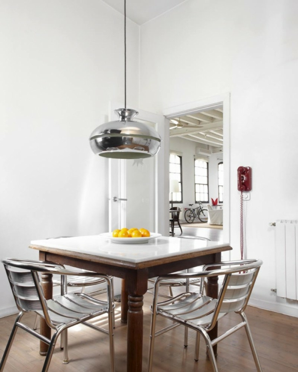 Moderner loft im new yorker stil von shoot 115 design for Nyu tisch design