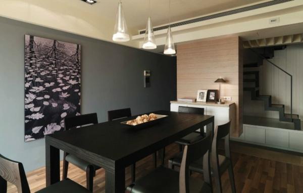 modernes halb minimalistisches design von wch interieur