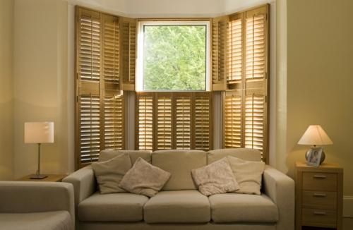 nische wohnzimmer nutzen:Gardinen Für Erkerfenster : Coole fensternische deko ideen die