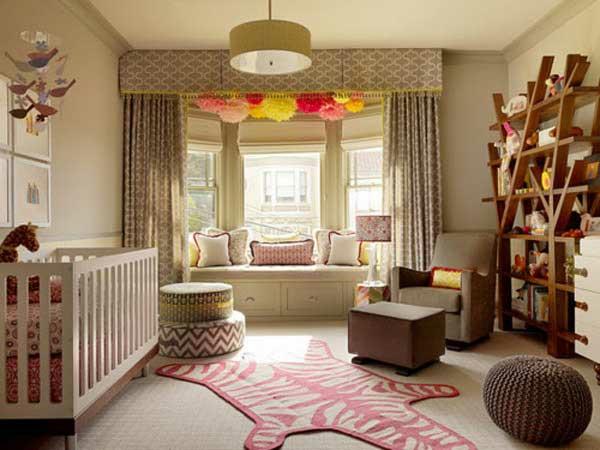 gemütliche fenstersitze und erkerfenster - 36 coole aktuelle ideen - Kinderzimmer Gemutlich Machen