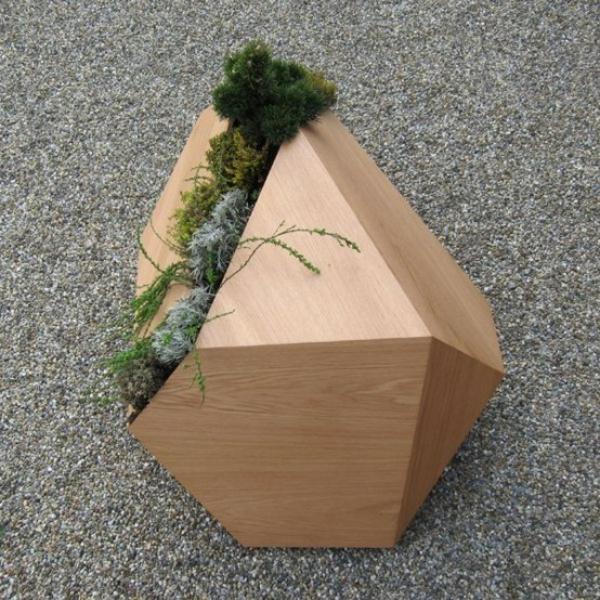 holz blumenkübel ideen - chapütschin und gion designs - Ideen Aus Holz