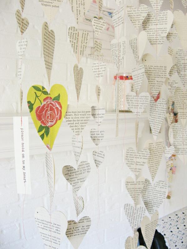 Herz Kette Zum Valentinstag Selber Basteln Wunderschone Idee