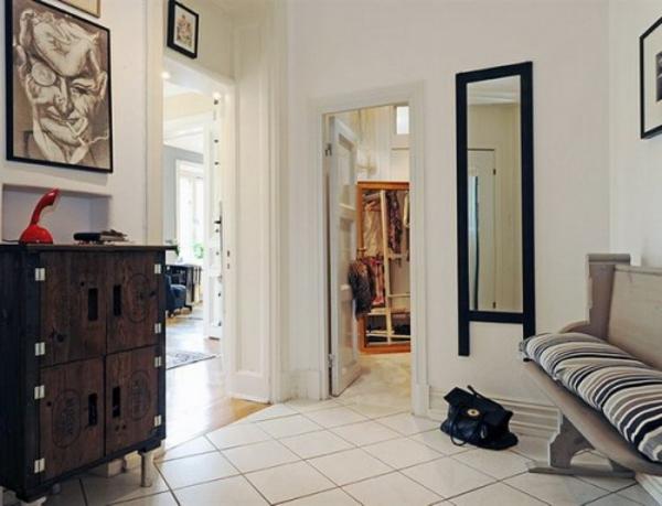 installation von spiegeln idee design fliesen sofa tasche