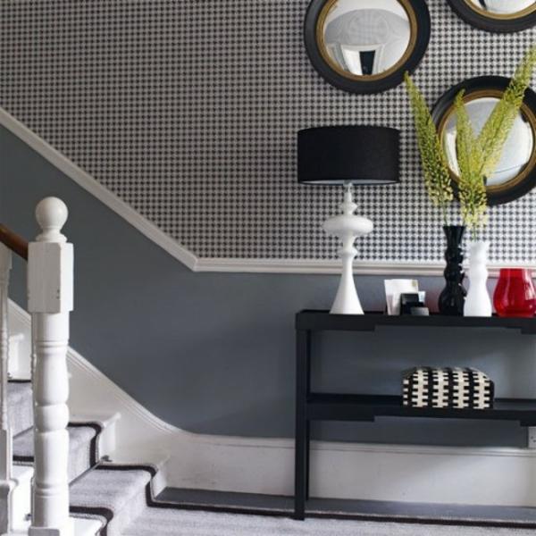 installation-von-spiegeln-idee-design-treppe