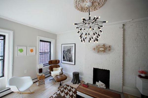 wohnungsrenovierung selber machen - praktische sanierungsideen - Wohnzimmer Ideen Zum Selber Machen