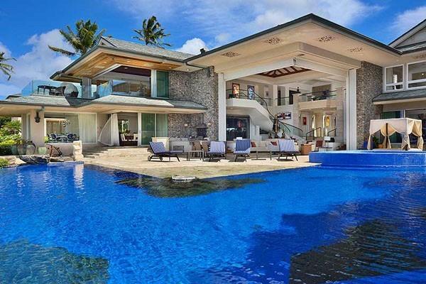 jewel pool wasser idee blau design spektakulär